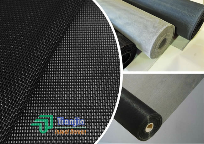 Fiberglass Pet Screen Mesh