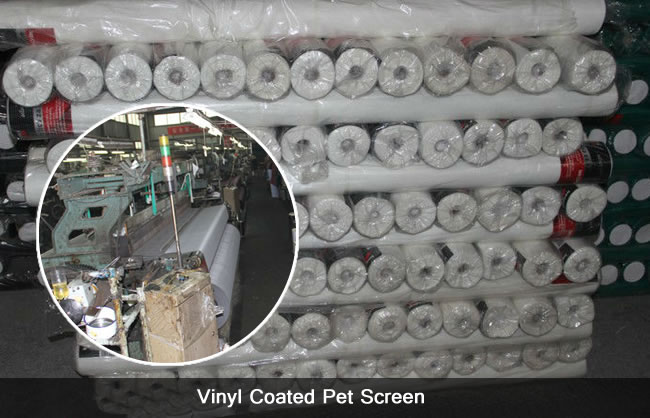Pet Screen Mesh Exporters Quality Manufacturer Of Pet